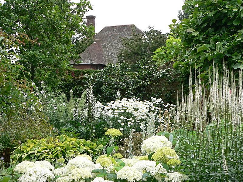 زراعة الحدائق المنزلية .