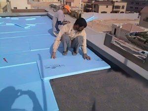 العزل الحراري للأسطح بالدمام