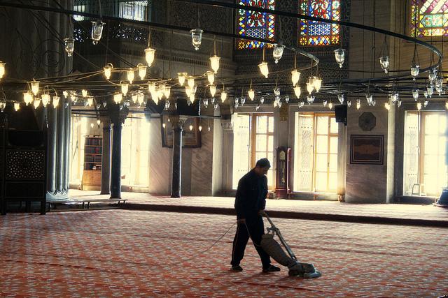 افضل شركة تنظيف مساجد في الرياض