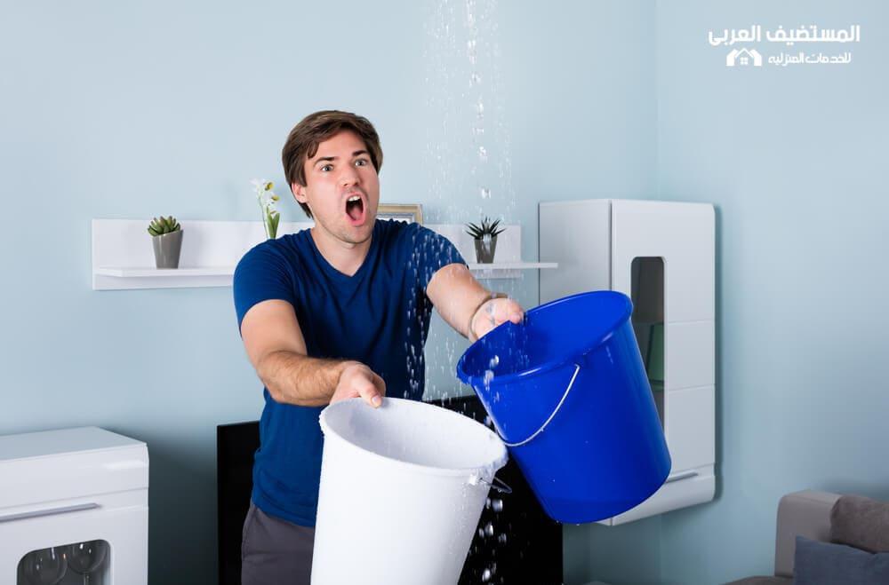 جهاز كشف تسرب المياه تحت الارض