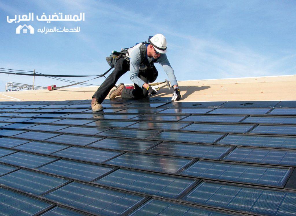 Roof insulation company_ شركة عزل بالطائف