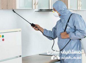 مكافحة حشرات الرياض